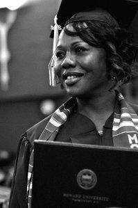 GiGi Graduating Photo by @PJStarr